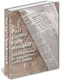 Pest Control Facts Revealed